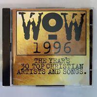 WOW 1996 30 Top Christian Artists (CD, 2 Discs) Record Club Version