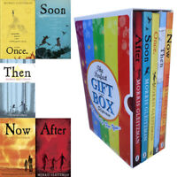 Morris Gleitzman After,Soon,Once,Then Collection 5 Books Gift Wrapped Slipcase