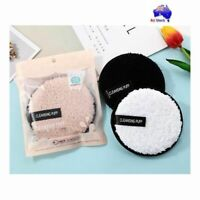 Reusable Makeup Remover Pads Facial Cleansing Premium Cotton Face Cleaner Puff