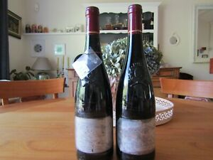 2 x Saumur Champigny LES DARES 1995 Girard Viticulteur