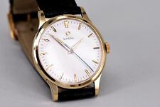 Omega Oversize 35mm 14k Solid Gold Men's Watch Cal. 285 (30T2) 1960 Ref.14708 2