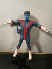 "Uncanny X-Men NightCrawler Bend-Ems Bendy Marvel 6"" Action Figure~"