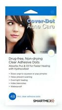 Cover-Dot Acne Absorbing Better & Thinner Adhesive w/ Hydrocolloid - 48 Dots