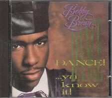 BOBBY BROWN DANCE YA KNOW IT CD