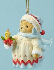 Cherished Teddies - Seasons Brighten with the Light of Love Ornament - #4053472