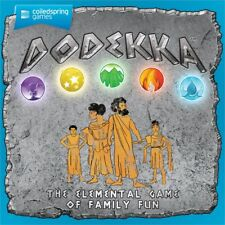 Game by Coiledspring - DODEKKA - Mini Game for 2 - 6 Players, 20 Minutes, Age 6+