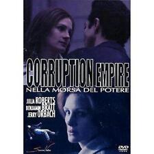 DvD CORRUPTION EMPIRE - (2002) Julia Robets .......NUOVO