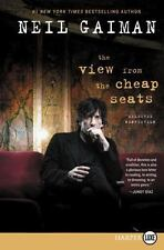 THE VIEW FROM THE CHEAP SEATS - GAIMAN, NEIL - NEW PAPERBACK BOOK