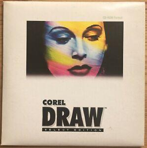 CorelDRAW 8 Select Edition OEM