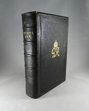 Hymns Ancient & Modern Personally Owned by King George VI - w/ His Royal Cypher