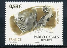STAMP / TIMBRE FRANCE  N° 3941 ** CELEBRITE / MUSIQUE PABLO CASALS