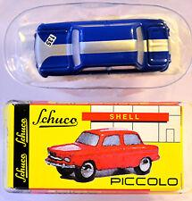 NSU 1000 TTS #135 RENNVERSION bleu 1:90 SCHUCO PICCOLO 05372