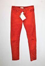 ROXY Brand Girls Junior Rust Skinny Leg Denim Jeans Size 5 BNWT #SK15