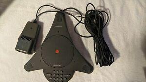 Polycom SoundStation 2200-00106-001-H9 Conference Phone