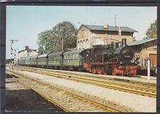 Preußische Personenzug Tenderlokomotive T 12 Baureihe 74 im Oktober 1987
