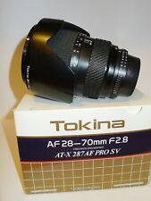 Tokina AT-X PRO 287 SV 28-70mm f/2.8 MF IF AF Lens For Nikon