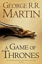 A Game of Thrones - George R R Martin - Paperback