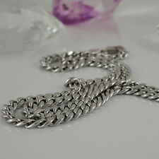 Echte Edelmetall-Halsketten & -Anhänger ohne Steine aus Weißgold mit Gemischte Themen für Damen