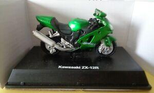 réf New Ray Moto Kawasaki ZX 12R  1//32 eme  réf 471