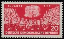 DDR postfris 1961 MNH 821 - Socialistische Partij 15 Jaar