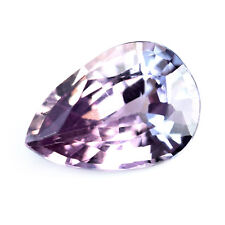 Certified Natural Unheated Pink Sapphire 0.78ct VS Clarity Madagascar Pear