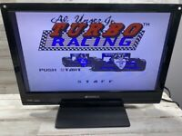 Al Unser Jr.'s Turbo Racing Nintendo NES Game Cartridge Only-Tested-Ships Free