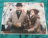 COLIN FIRTH SIGNED 8X10 PHOTO OSCAR WINNER THE KINGS SPEECH W/PROOF+COA RARE WOW