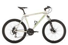 """Mountainbike Hardtail Alu-Rahmen 26"""" GTZ Weiß-Grün RH 51 cm KS Cycling 354M"""