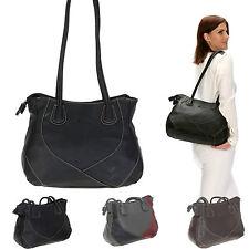 Handtasche Alessandro Vigorosa Damentasche Tasche Schultertasche +Nagelset Wahl