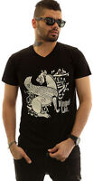 Men's Iranian Persian Farsi Poem Winged Lion T-Shirt Iran Persia Gift Farvahar