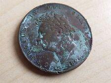 George IV Half-Penny 1826 (myrefn10824)