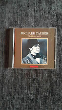 RICHARD TAUBER MY HEART AND I   23 TRACKS EXCELLENT CD