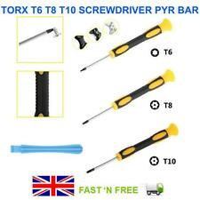 T6 T8 T10 TORX STAR MAGNETIC SECURITY TAMPERPROOF SCREWDRIVER XBOX ONE 360 PS3/4