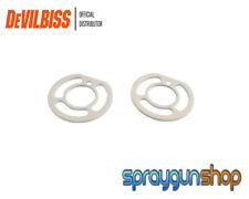 DeVilbiss SN-18-1-K2 GTI/PRI/Lite Pro Guns Spray Paint 2 x Head Seals