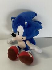 Sonic The Hedgehog Blue Plush Soft Toy