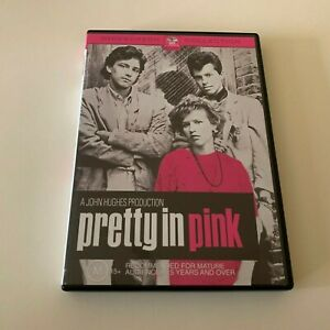 Pretty In Pink - Rare DVD John Hughes