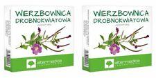 Willow herb Epilobium parviflorum  350mg - 60 tabs Urinary problems Prostate