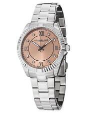 NEW Stuhrling 399L.221153 Women's Symphony Lady Nautic Watch SS Bracelet Band WR