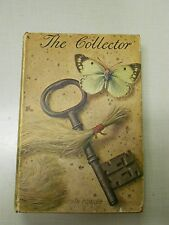 John Fowles The Collector First Edition First Printing 1963