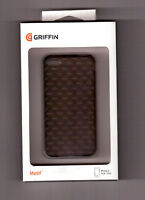 Griffin Motif Skin Case for iPhone 4/4S 16GB 32GB Diamonds Smoked Gray