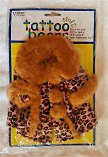 "Tattoo Bears - Leopard Coat - for 8"" Bear or Doll"