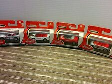 MATCHBOX 1990's COLLECTIBLES COCA COLA  LOT OF 4 - ALL CONVERTIBLES