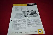 International Harvester 250C Crawler Loader Dealers Brochure AMIL11 In German