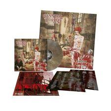 Cannibal Corpse Gallery Of Suicide Grey-brown Marbled Vinyl LP Ltd 500