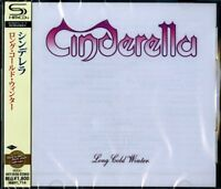 CINDERELLA-LONG COLD WINTER-JAPAN SHM-CD D50
