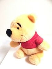 Vintage Disneyland Stuffed WINNIE THE POOH BEAR Animal Walt Disney Toy Stuffy