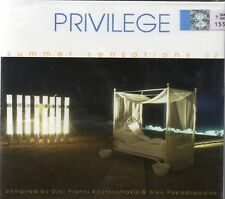 Privilege Summer Sensations 02 (2 x CD) Milk & Sugar/T-Spoon/Gloria Gaynor/Bombi