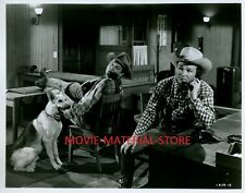 """Roy Rogers Spoilers Of The Plains 8x10"""" Photo From Original Negative #L6826"""