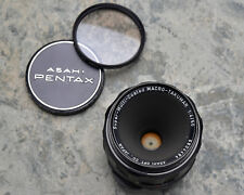 Asahi Pentax Super-Multi-Coated Macro-Takumar f4 50mm Lens M42 NEX M4/3 (#3654)