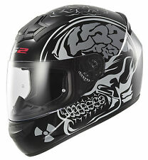 LS2 FF352 X-RAY Rookie integrale Leggera MOTO Crash CASCO
